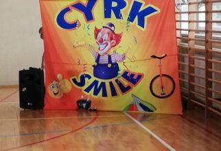"""Cyrk """"Smile"""" w Naszej Szkole"""