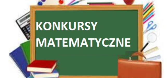 Konkursy matematyczne